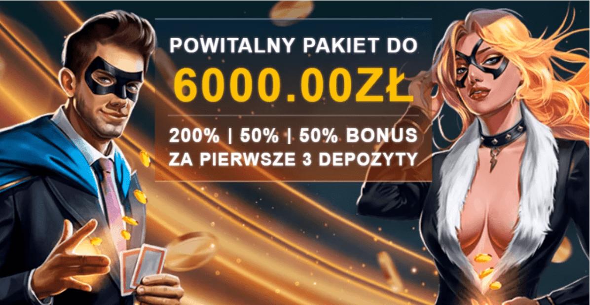 Power Casino 200% Bonus