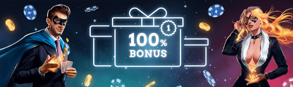 Power Casino: Startbonus