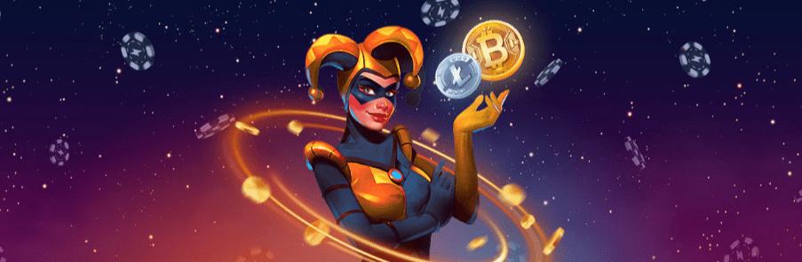 Power Casino: Kryptowährungsbonus