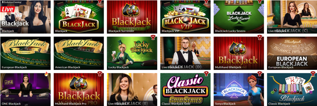 Blackjack Power Casino