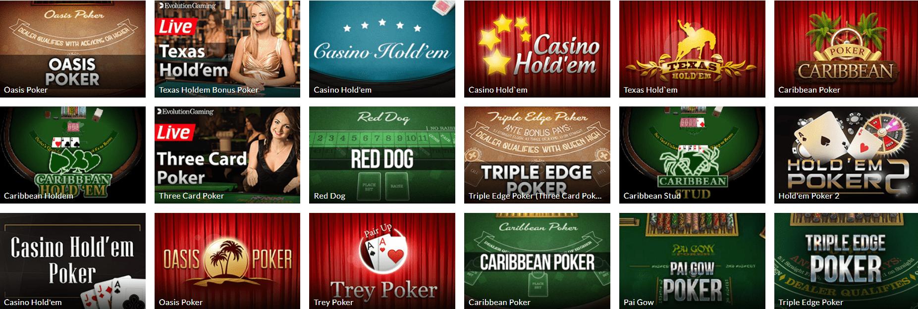 Poker Power Casino