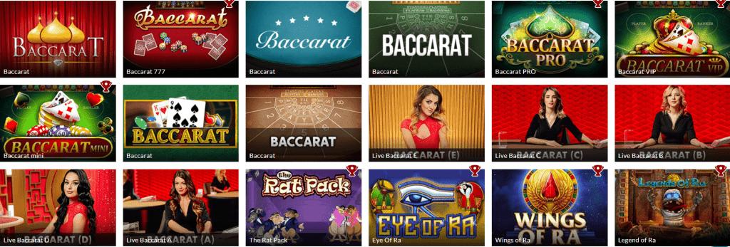 Baccarat Power Casino